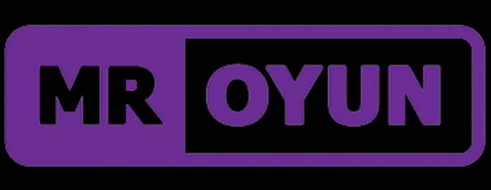 MrOyun Sitesi Güncel Logosu