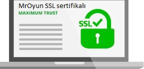 MrOyun sitesi SSL sertifikalı mı?